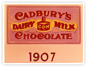 Cadbury Dairy Milk is Launched.