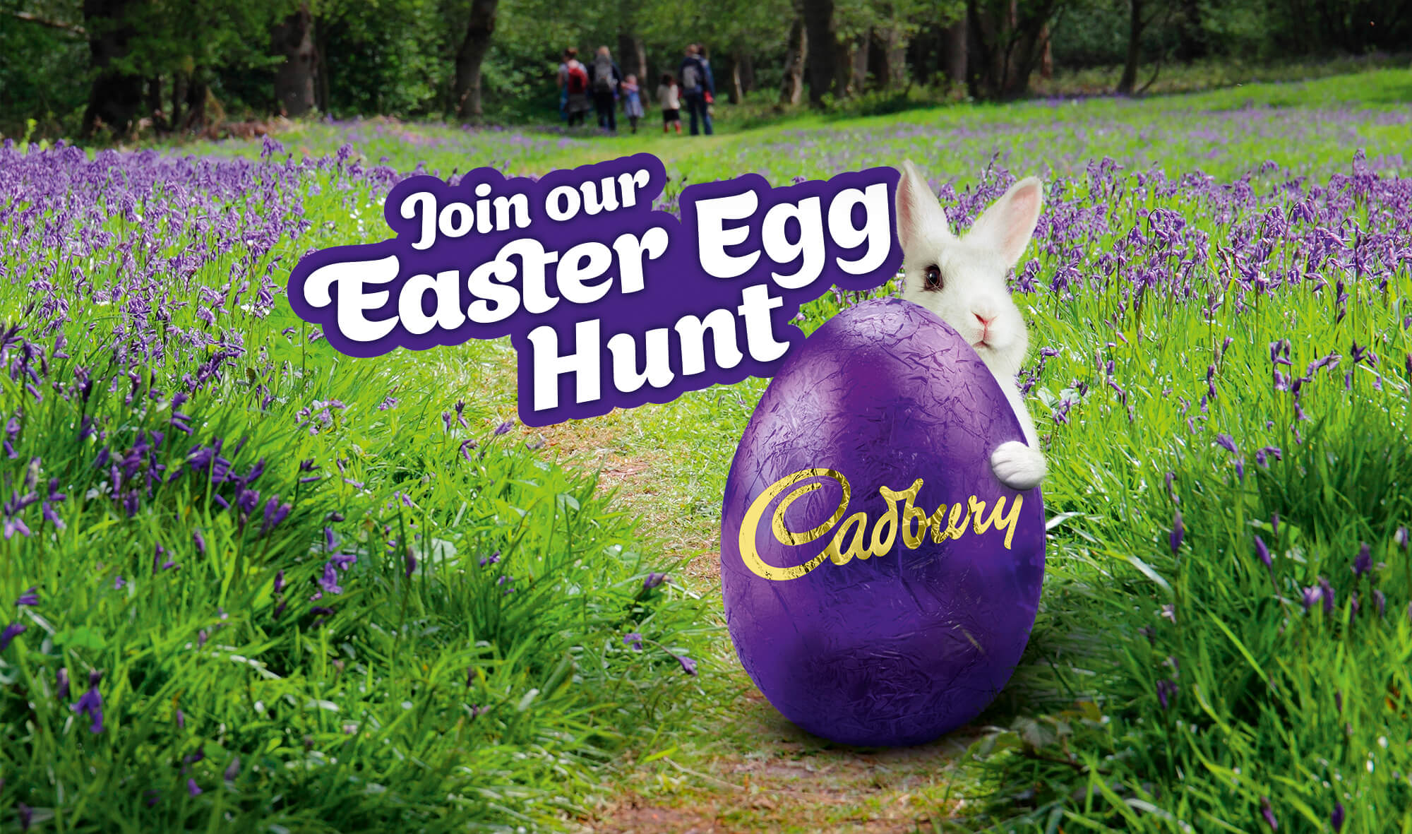 Join our Easter Egg Hunt